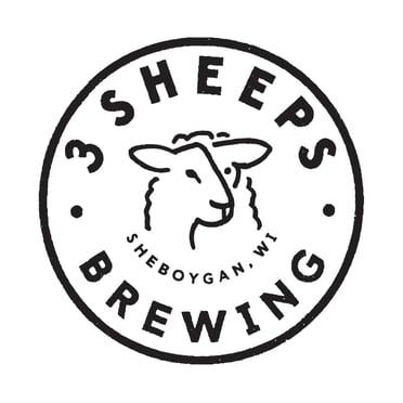 3 Sheeps Brewery Logo
