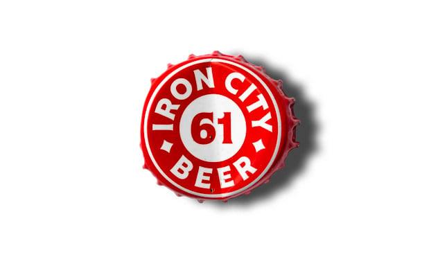 Iron City Logo