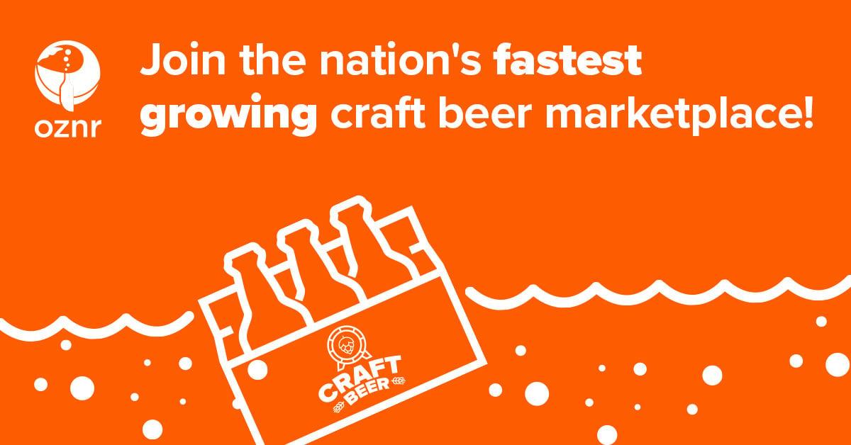 Oznr Beer Marketplace