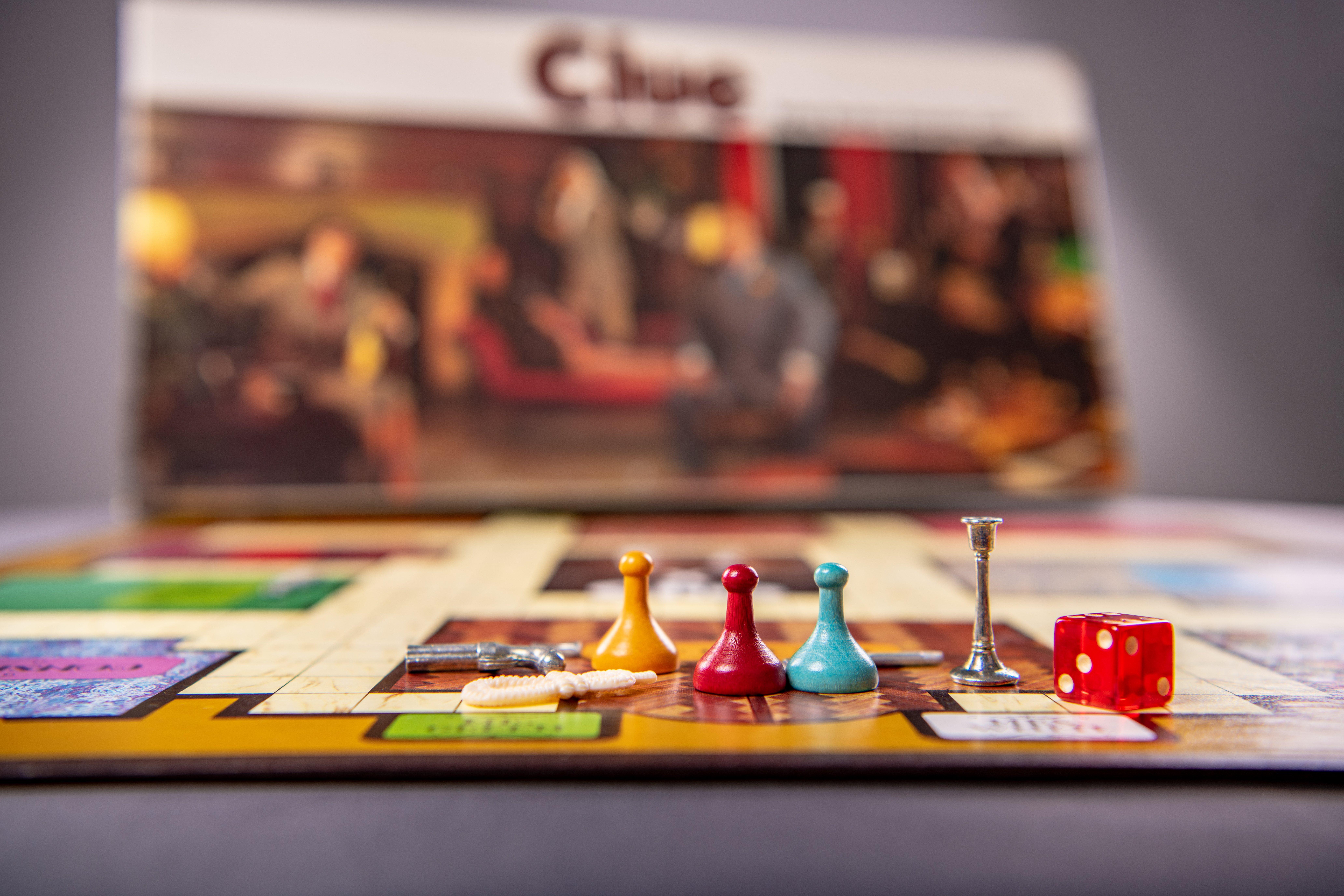 Clue Bar Game