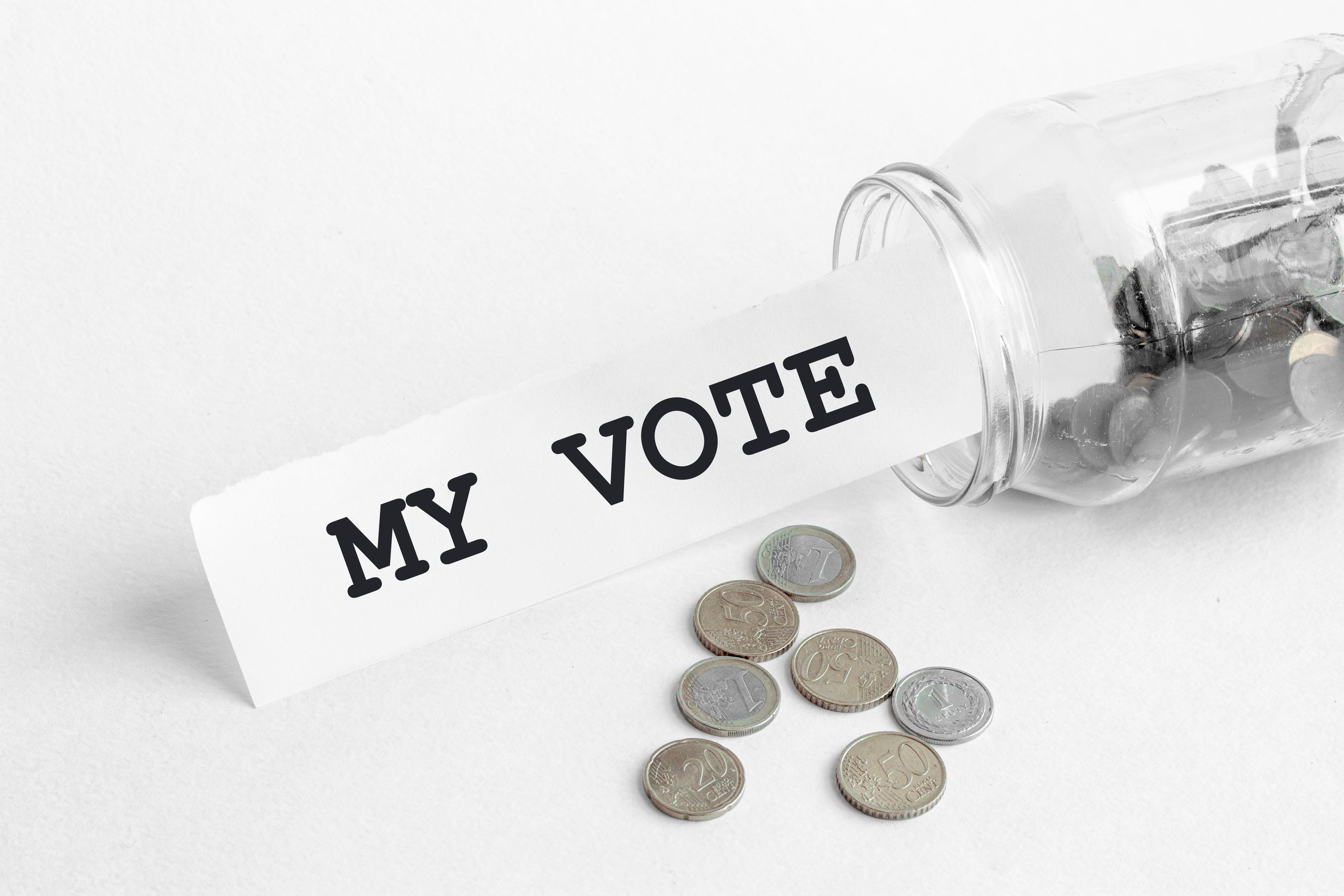 Tip Jar Votes