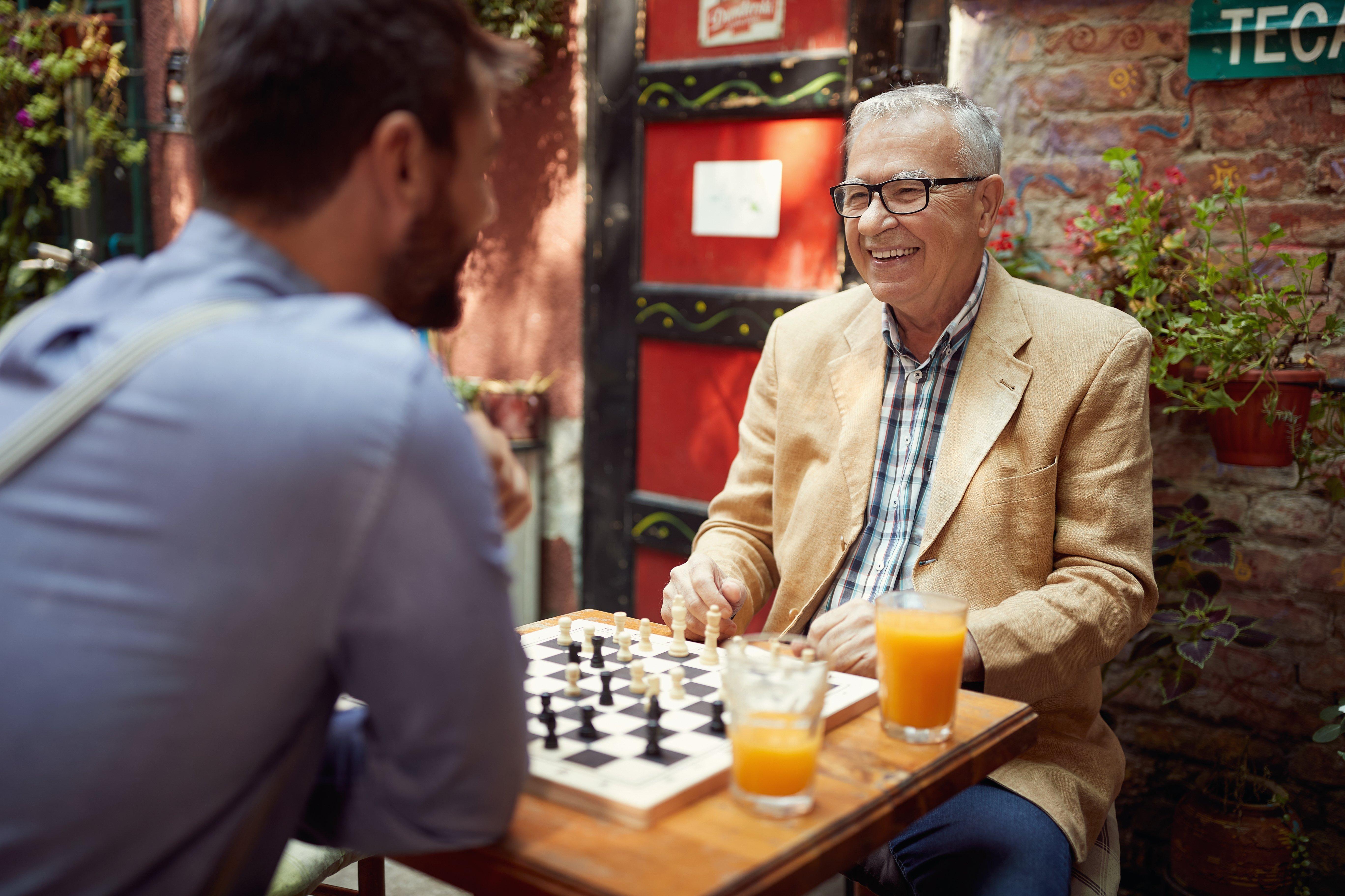 Chess Bar Game
