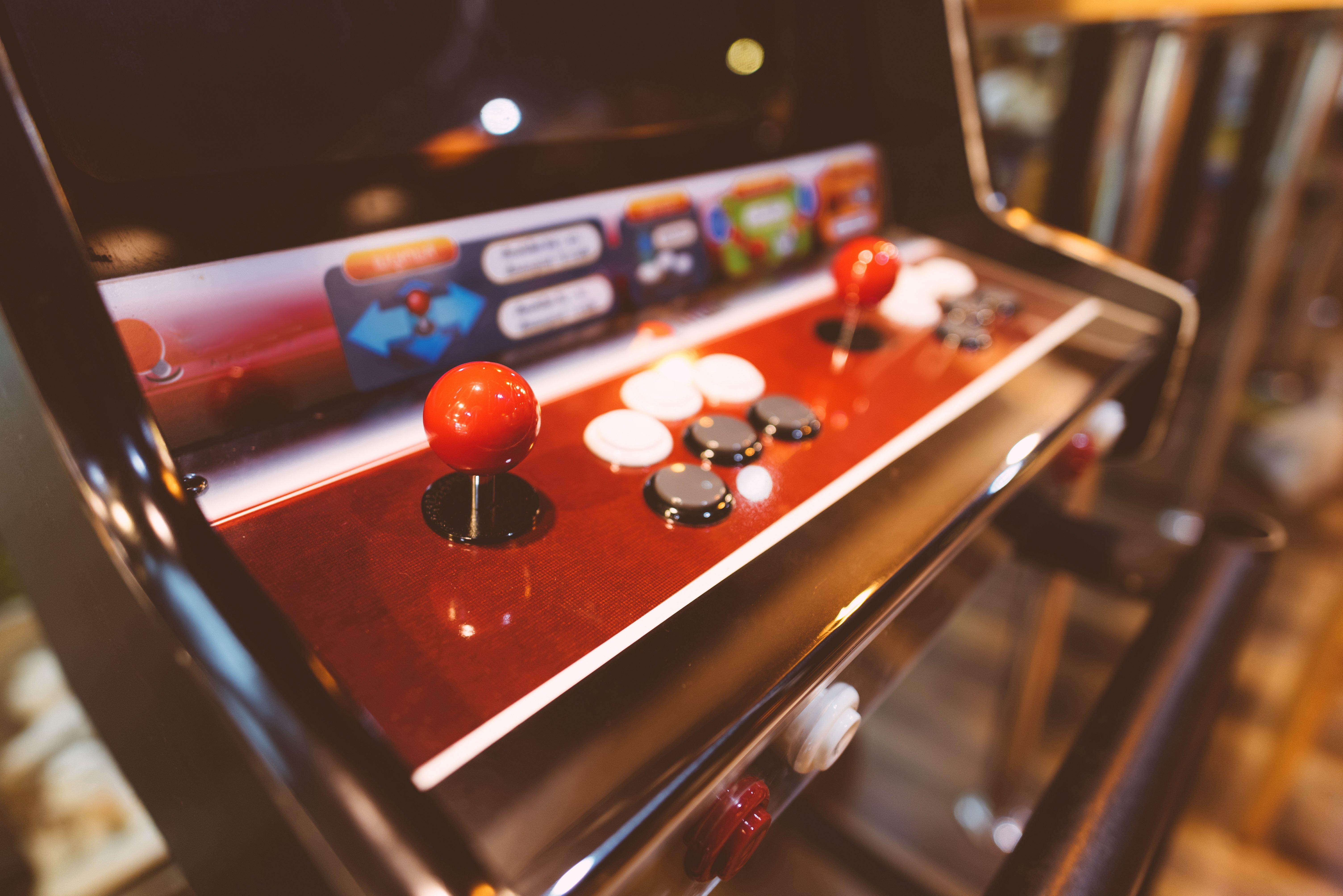 Bar Arcade Game