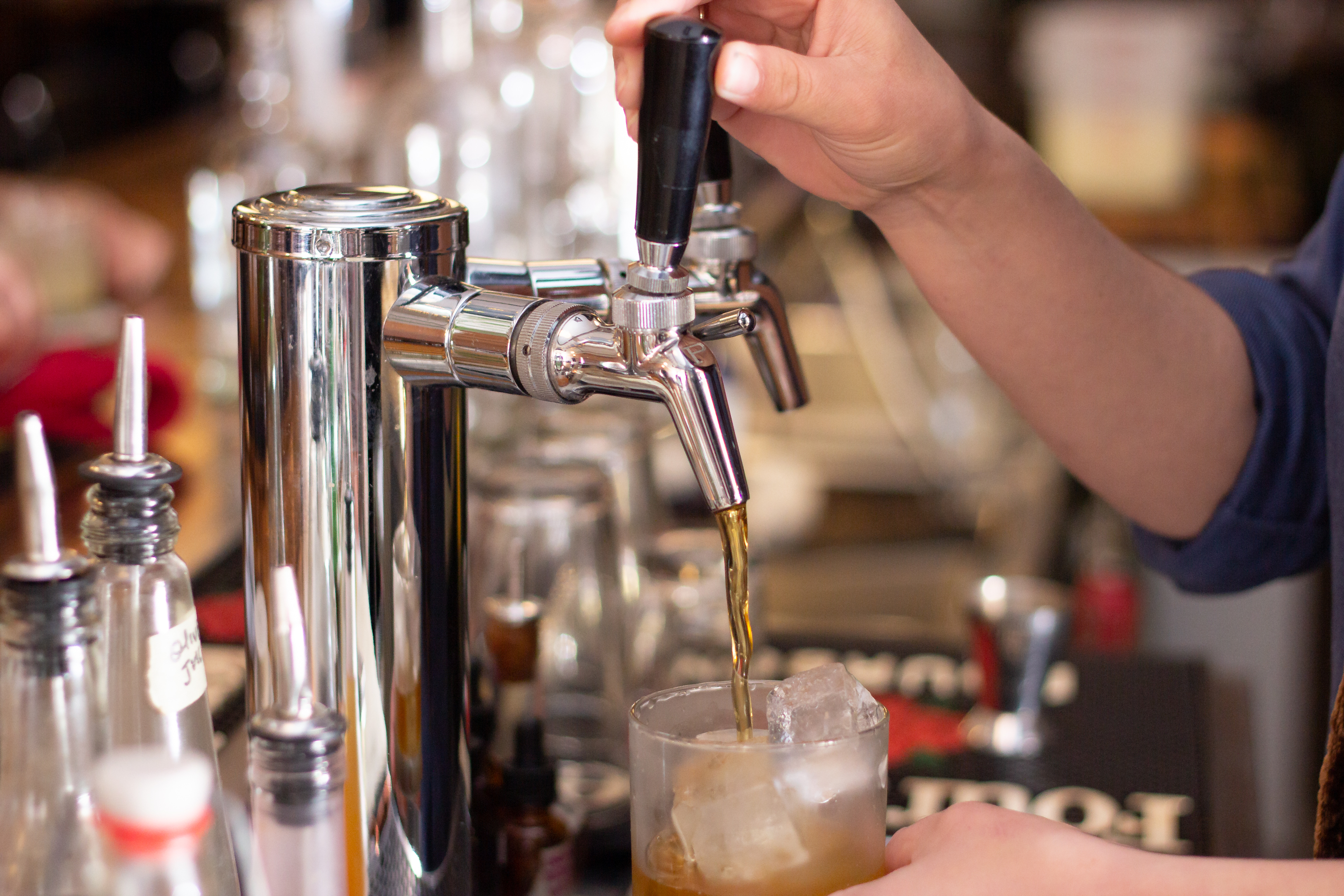 What Are Cocktails On Tap & How Will They Make My Business More Money?